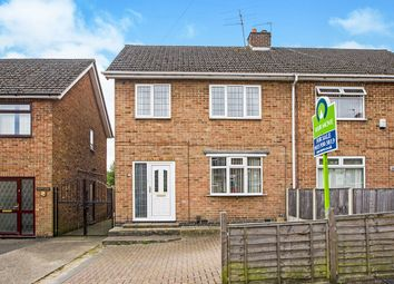 Thumbnail 3 bed semi-detached house for sale in Archer Street, Ilkeston