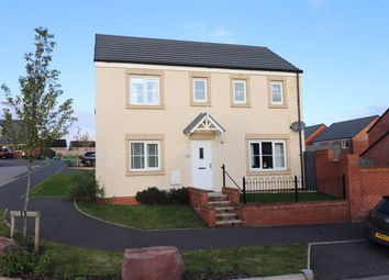 Thumbnail 3 bed detached house for sale in Admiral Way, Carlisle