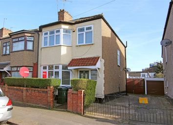 Thumbnail 3 bedroom end terrace house for sale in Boundary Road, Walthamstow, London