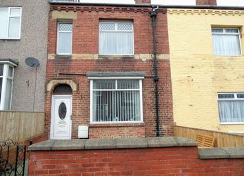 Thumbnail 3 bed terraced house for sale in Waldron Street, Bishop Auckland