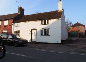 Thumbnail 2 bed cottage to rent in Main Street, Barton Under Needwood, Burton On Trent