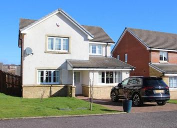 Thumbnail 3 bed detached house for sale in Greenoakhill Court, Uddingston, Glasgow, North Lanarkshire