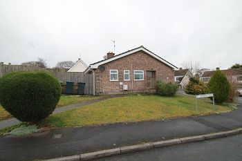 Thumbnail 2 bed semi-detached bungalow to rent in St. Andrews Road, Warminster, Wiltshire
