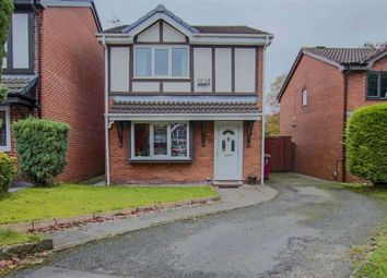 Thumbnail 3 bed detached house for sale in Highbank, Blackburn