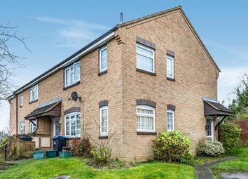 Thumbnail 1 bed end terrace house for sale in Lindsay Close, Chessington, Surrey
