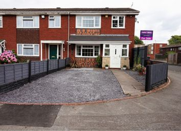 Thumbnail 3 bed semi-detached house for sale in Allen Drive, Wednesbury