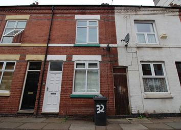 Thumbnail 2 bedroom terraced house to rent in Rydal Street, Leicester