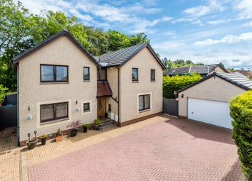 Thumbnail 4 bed detached house for sale in Ardminish Place, Baldovie, Broughty Ferry, Dundee