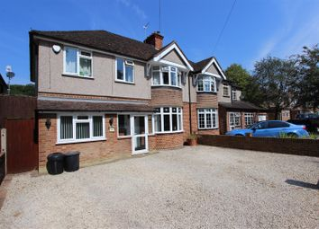 Thumbnail 5 bed semi-detached house for sale in The Grove, Ickenham, Uxbridge