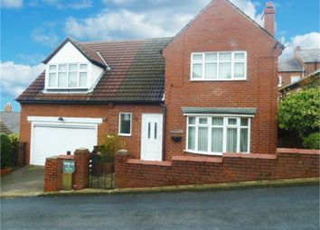 Thumbnail 3 bed detached house for sale in Edgewell Road, Prudhoe, Northumberland
