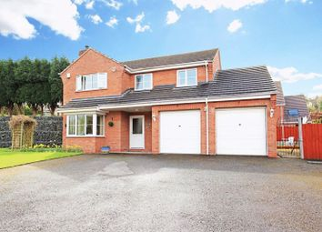 Thumbnail 4 bed detached house for sale in Station Fields, Oakengates, Telford