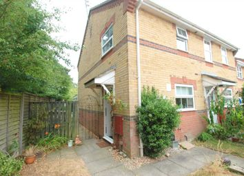 Thumbnail 2 bed semi-detached house to rent in Wensum Walk, Drayton, Norwich