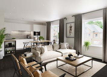 Thumbnail 2 bed flat for sale in Stompond Lane, Walton On Thames