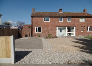 Thumbnail 3 bedroom semi-detached house for sale in Woodnesborough Road, Sandwich