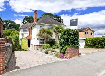 Thumbnail 4 bed detached house for sale in Mill Lane, Parkstone, Poole