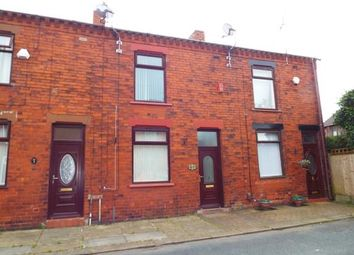 Thumbnail 2 bed terraced house for sale in Robert Street, Platt Bridge, Wigan, Greater Manchester