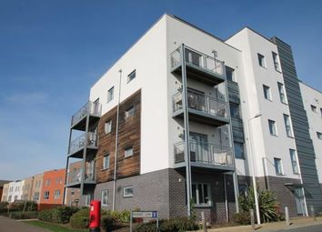 Thumbnail 1 bedroom flat for sale in Swallows Court, Vickers Lane, Dartford, Kent