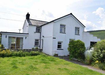 Thumbnail 3 bed detached house for sale in Rhosdulas, Felingerrig, Machynlleth, Powys