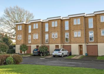 Thumbnail 4 bed terraced house for sale in Greenview Drive, London