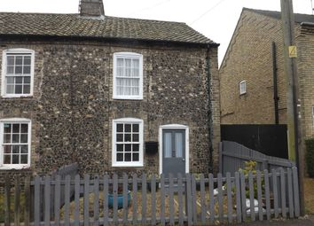 Thumbnail 1 bed cottage for sale in Bury Road, Thetford