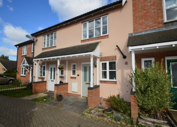 Thumbnail 2 bedroom terraced house for sale in Wyvern Road, Ipswich