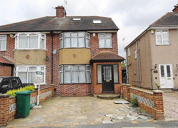 Thumbnail 5 bed semi-detached house to rent in Hayes End Drive, Hayes