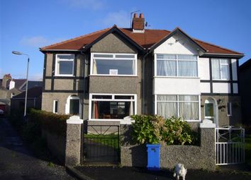 Thumbnail 3 bed semi-detached house to rent in Westbourne Drive, Douglas, Isle Of Man
