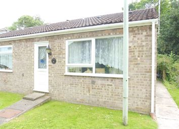 Thumbnail 1 bedroom terraced bungalow for sale in Suckling Court, Dell Road East, Lowestoft