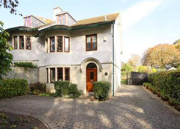 Thumbnail 5 bedroom semi-detached house for sale in Lansdown Road, Bath