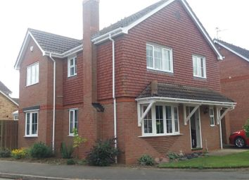 Thumbnail 4 bed detached house for sale in Belisana Road, Spalding, Lincolnshire