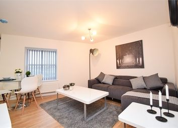 Thumbnail 1 bedroom flat for sale in Apartment 6, 6-10 St Marys Court, Millgate, Stockport, Cheshire