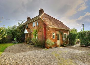 Thumbnail 3 bed semi-detached house for sale in Deopham Road, Morley St Botolph, Wymondham