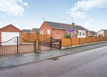 Thumbnail 3 bed detached bungalow for sale in Paddock Close, Nottingham