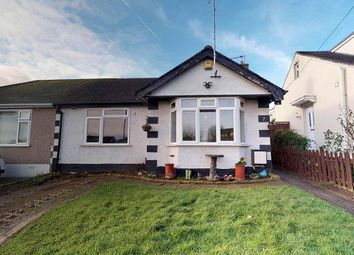 2 bed bungalow for sale in Woodlands Close, Basildon, Essex SS16