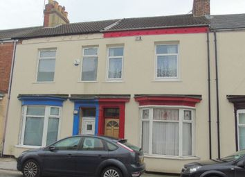 Thumbnail 3 bedroom terraced house for sale in Edwards Street, Stockton-On-Tees