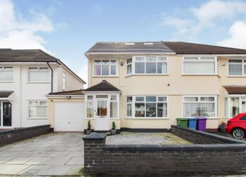 Thumbnail 4 bed semi-detached house for sale in Darsefield Road, Liverpool