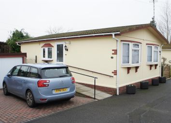 Thumbnail 2 bed mobile/park home for sale in Queen Street, Markfield