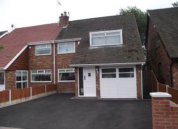 Thumbnail 3 bed semi-detached house to rent in Oakland Drive, Upton, Wirral