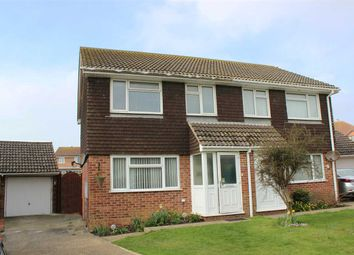 Thumbnail 3 bed property for sale in Stanley Road, Telscombe Cliffs, Peacehaven