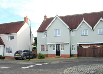 Thumbnail 4 bed link-detached house for sale in Kiltie Road, Tiptree, Colchester