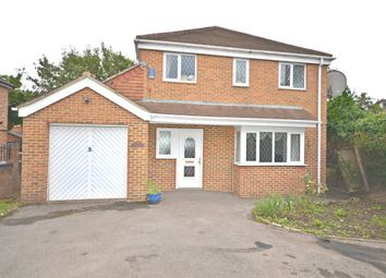 Thumbnail 4 bedroom detached house to rent in Westlands Avenue, Burnham, Slough