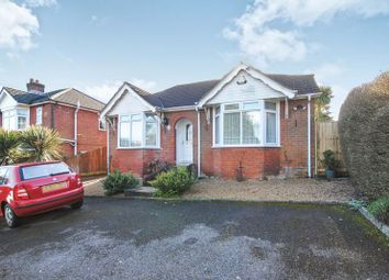 Thumbnail 2 bed detached bungalow for sale in Bursledon Road, Southampton