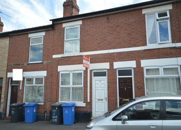 Thumbnail 2 bedroom terraced house for sale in Hampden Street, Pear Tree, Derby
