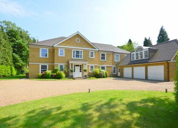 Thumbnail 7 bed detached house to rent in Woodland Way, Kingswood, Tadworth