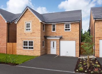 "Thumbnail 4 bed detached house for sale in ""Ripon"" at Bruntcliffe Road, Morley, Leeds"