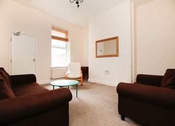 Thumbnail 5 bed end terrace house to rent in Cardigan Terrace, Heaton, Newcastle Upon Tyne