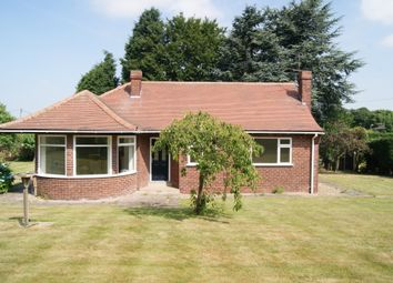 Thumbnail 3 bed detached bungalow to rent in New Road, Old Snydale