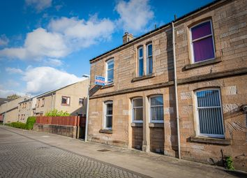 Thumbnail 1 bedroom flat for sale in Tryst Road, Stenhousemuir