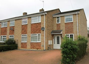 Thumbnail 4 bedroom semi-detached house to rent in Hamlet Close, Hartford