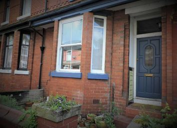 Thumbnail 3 bed terraced house to rent in Poplar Avenue, Burnage, Manchester